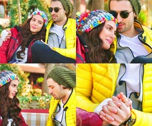 couples, romantic moment, and sinan image