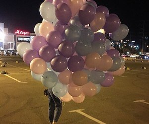 balloons and Dream image