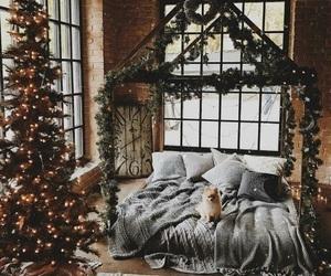 christmas, decor, and decorations image