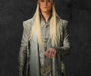 the hobbit and thranduil image