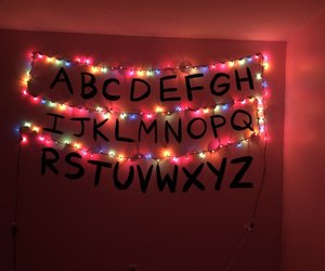 decoration, room, and stranger things image