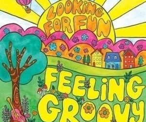 groovy, trippy, and quotes image