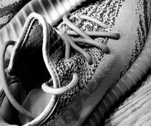 fashion, yeezy, and yeezys image