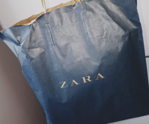 boutique, fashion, and Zara image