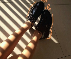 shoes, aesthetic, and tumblr image