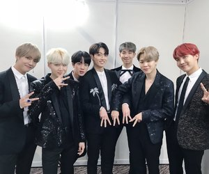 army, rm, and jungkook image