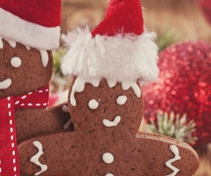 biscuits, december, and christmas spirit image