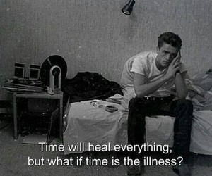 illness, movies, and quotes image