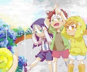 anime, hitman reborn, and cute image
