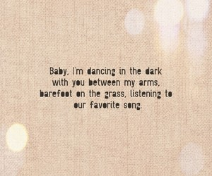 couples, dancing, and Lyrics image