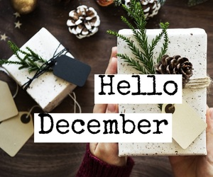 december, quotes, and wallpaper image