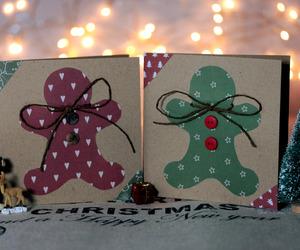 card, siniirr, and christmas image