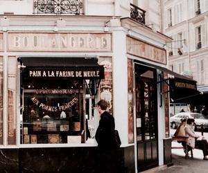 vintage, city, and paris image