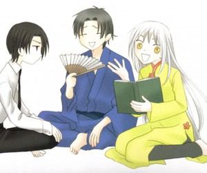 fruits basket and anime image