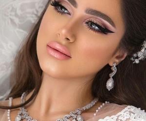 arab, arabic, and bridal image