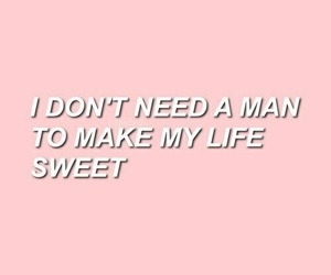 quotes, pastel, and pink image