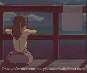 quotes, chihiro, and spirited away image