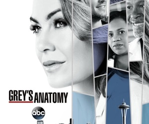 drama, greys anatomy, and meredith grey image