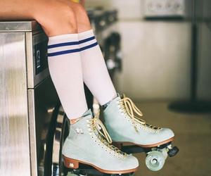 skate and vintage image