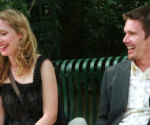 before sunset, ethan hawke, and lovers image