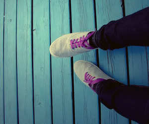 keds, shoes, and laces image