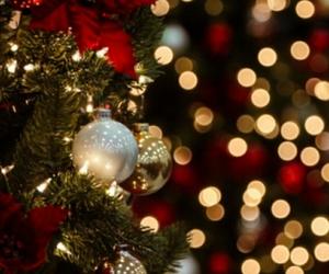 christmas, light, and header image