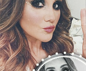 background, dulce maria, and edit image