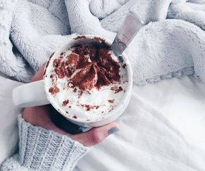 coffee, winter, and cozy image