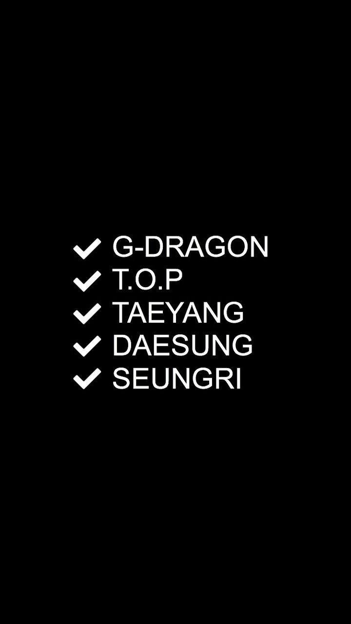 Image About Kpop In Bigbang Wallpapers By Sami