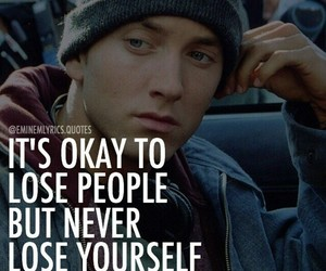 eminem, quote, and quotes image