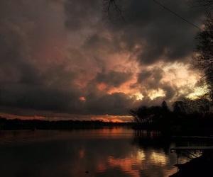 beautiful, lake, and relaxing image