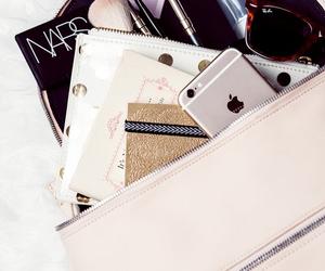 chanel, bag, and nars image