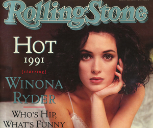 rolling stone and winona ryder image