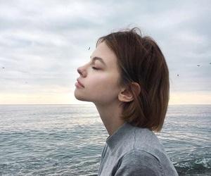 girl, aesthetic, and alternative image
