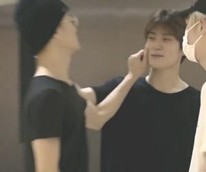 kpop, jaehyun, and mark image