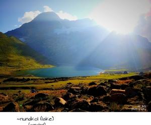 beautiful, kashmir, and nature image