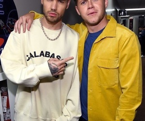 niam, 1d, and niall horan image