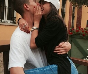 aww, couples, and goals image