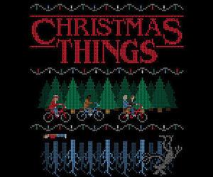art, background, and christmas image
