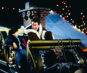 90s, disney, and christmas movie image