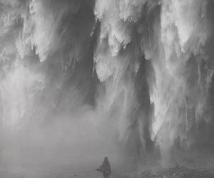 art, pain, and rain image