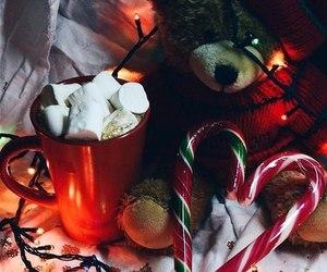 Cinnamon, coffee, and garland image