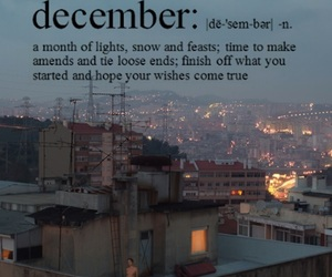 december, quotes, and tumblr image