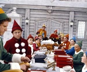 christmas, elf, and holiday image