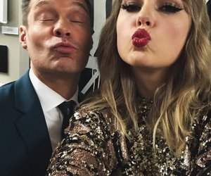 Taylor Swift and ryan seacrest image