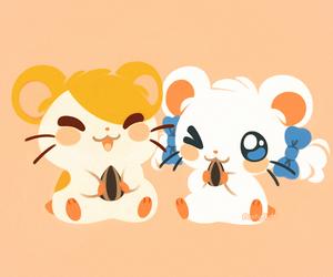 animal, anime, and blue image