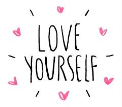 gif and love yourself image