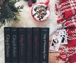 book, books, and christmas image