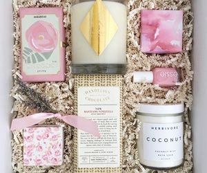 gift and pink image