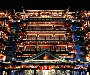 architecture, guangzhou, and landscapes image